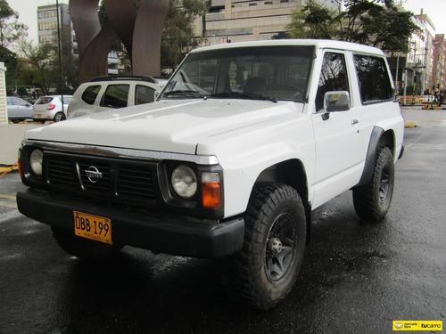 Nissan Patrol Y60 4.2 Sgl