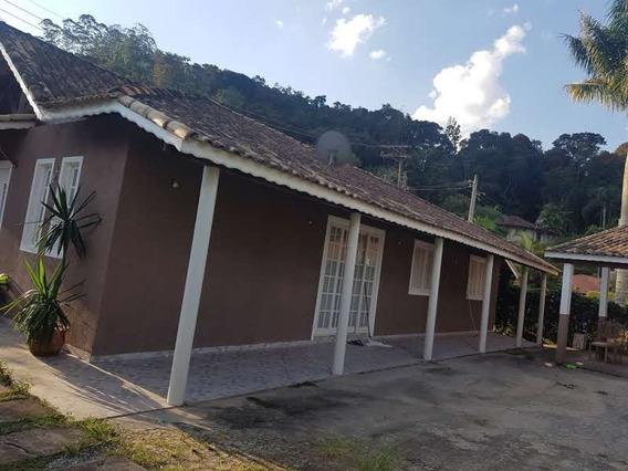 São Lourenço Da Serra/bela Casa Centro/ac/permuta/ref:04935
