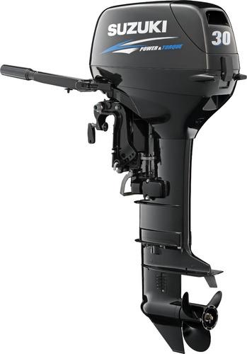 Imagem 1 de 3 de Motor De Popa Suzuki 30hp E 2t Ñ Yamaha Ñ Mercury