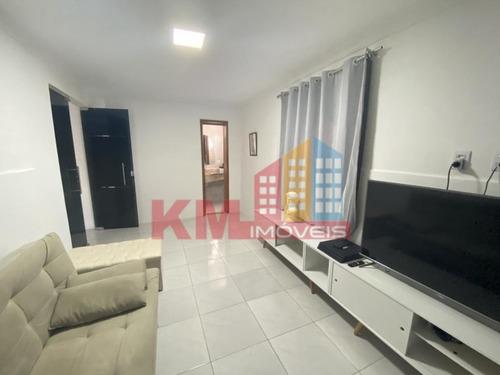 Vende-se Belíssima Casa Mobiliada No Bairro Abolição 2 - Ca3036