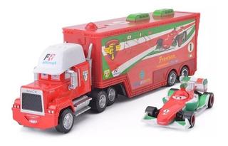 Camion Cars Mas Vehiculo Francesco / Disney / Envio Gratis