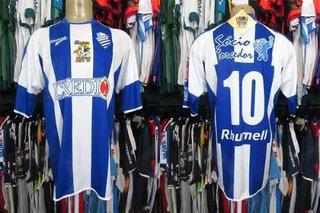 Csa 2007 Camisa Titular Tamanho G Número 10.