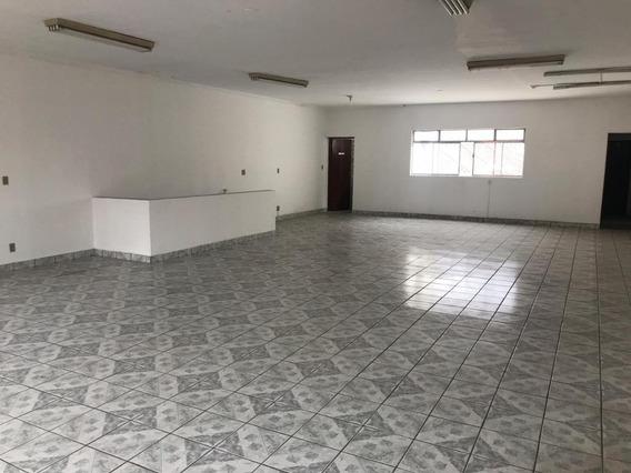 Salão Para Alugar, 180 M² - Fundação - São Caetano Do Sul/sp - Sl1298