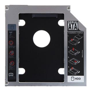 Adaptador Caddy Dvd P/ Hd/ssd - Dell Inspiron 15 5537 5521 Notebook