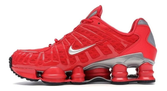 Tênis Nike Shox 12 Molas Num38
