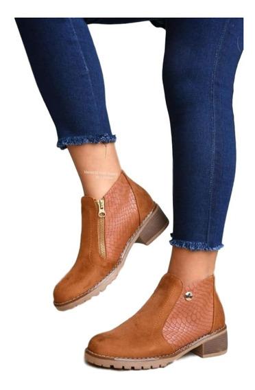 Zapato Bajo Café