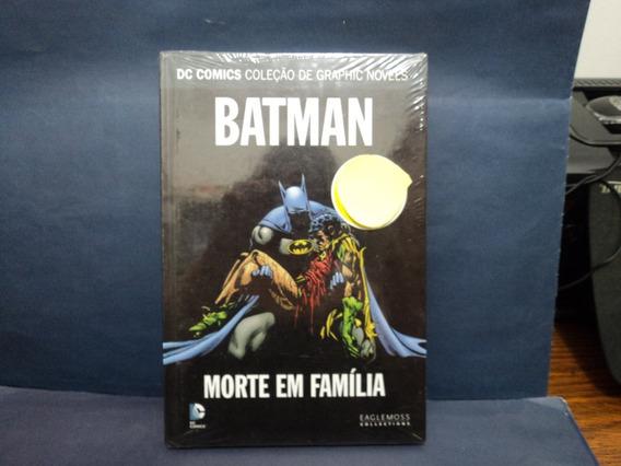 Livro: Dc Graphic Novels. Batman. Morte Em Família