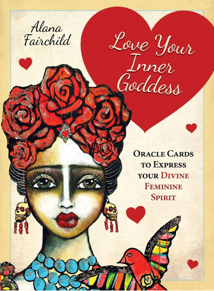 Deck - Love Your Inner Goddess: Oracle Cards To Express Your