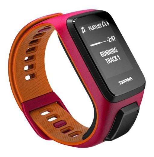 Relógio Monitor Tomtom Runner 3 Cardio + Music (vitrine)
