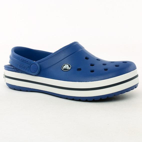 Crocband Cerulean Blue Navy 11016-410
