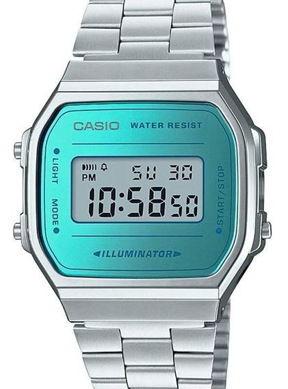 Relógio Casio Vintage Feminino A168wem-2df-br