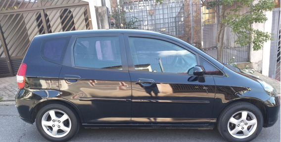 Honda Fit Ex 2005 Top De Linha