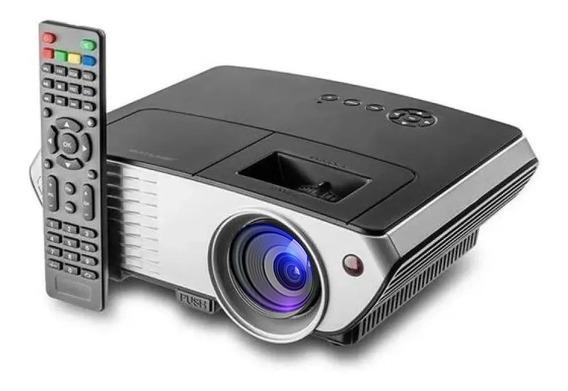 Projetor Multilaser 2000 Lúmens Smartbox Dual Core 8gb Flash