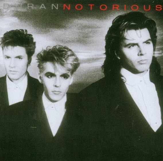 Cd : Duran Duran - Notorious (cd)
