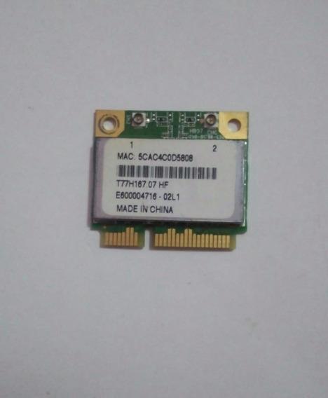 Placa Rede Wireless Emachine D442 Series Original