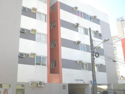 Apartamento No Centro Com 2 Quartos Para Locação, 0 M² - La449