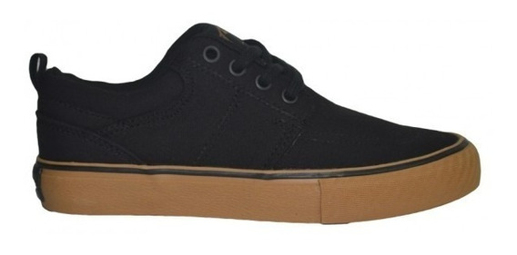 Zapatillas Rusty Yonker Black/caramel
