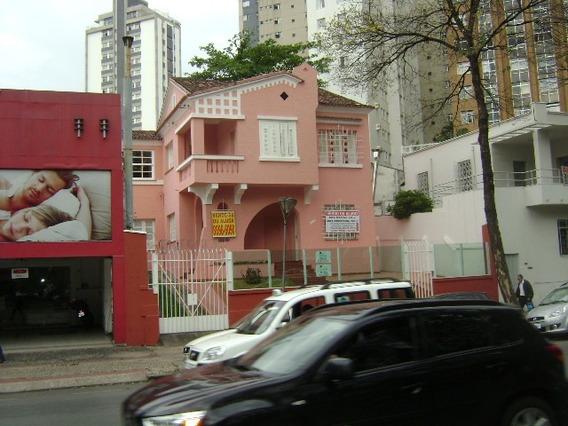 Casa Comercial Na Av. Afonso Pena - 553