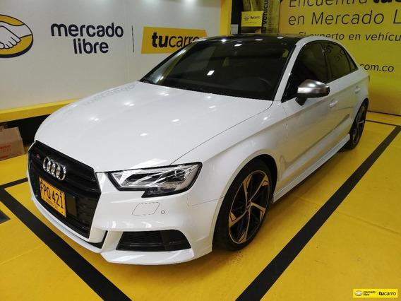 Audi S3 2.0 Turbo Versión Deportiva