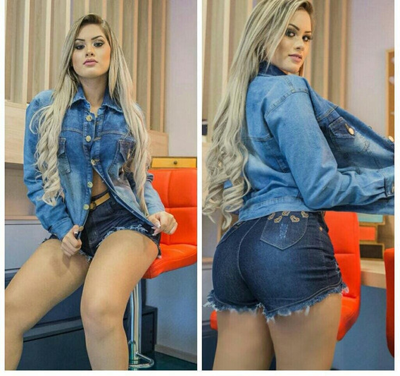 Jaqueta Jeans Codlm52643