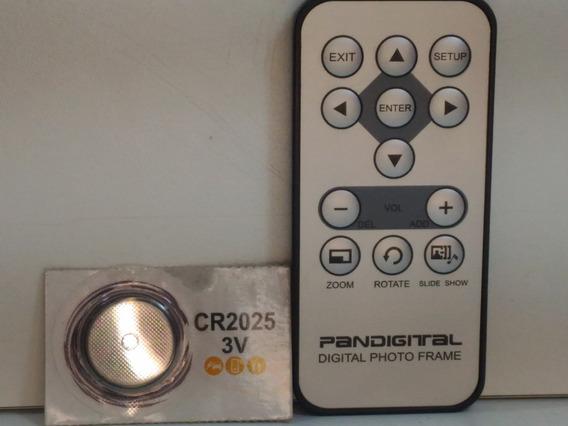 Controle Remoto Porta Retratos Digital Pandigital Original