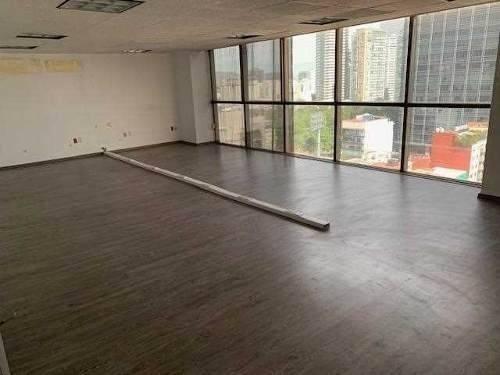 Oficina Renta Polanco 360m2, Vigilancia, Excelente Ubicacion