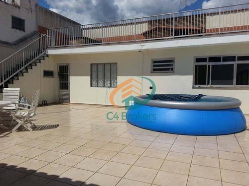 Imagem 1 de 14 de Terreno À Venda, 500 M² Por R$ 1.270.000 - Vila Rosália - Guarulhos/sp - Te0006