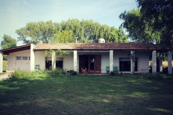 Casa Quinta | 4 Hectáreas | Ruta 88 | Toma Permuta