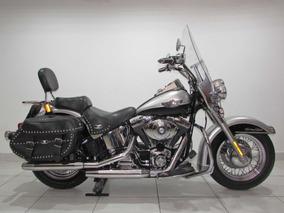 Harley Davidson Softail Heritage - 2003 Prata