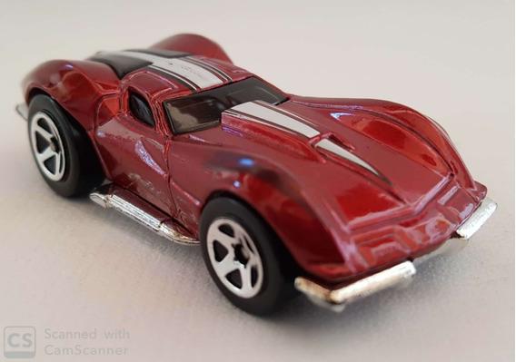 Hot Wheels 1/64 Pack (avulso):