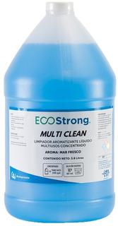 Limpiador Biodegradable Aromatizante Concentrado Mar Fresco