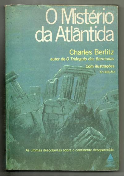 O Mistério De Atlântida - Charles Berlitz