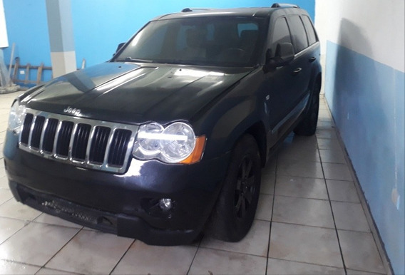 Jeep Grand Cherokee 2009 3.0 Limited 5p