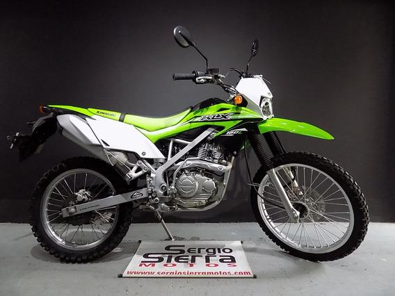 Kawasaki Klx150 Verde 2018