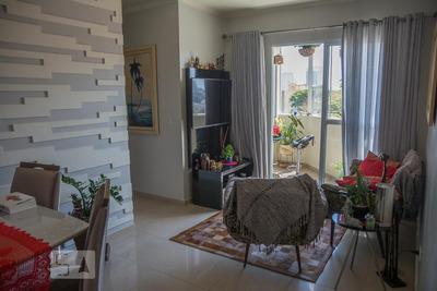 Apartamento Para Aluguel - Vila Lusitânia, 3 Quartos, 65 - 893036444