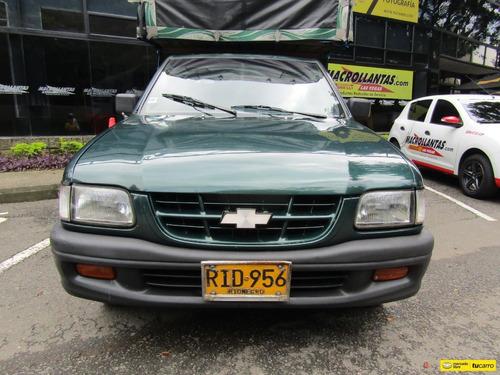 Chevrolet Luv 2.2 Basica Tfr
