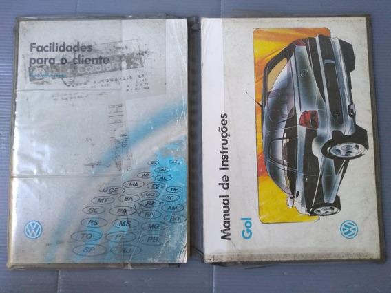 Manual Proprietário Volkswagen Gol Gti Tsi 8v/16v 1996/1997