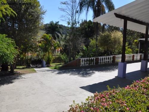 Imagem 1 de 30 de Chácara - A Venda - Itatiba - Condomínio - Ch00063 - 69572303