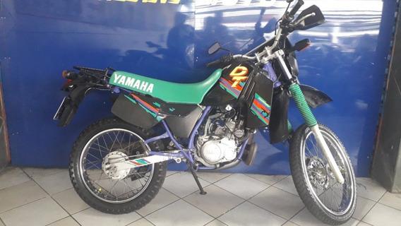 Yamaha Dt200 Preta 1994