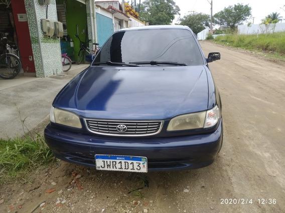 Toyota Corolla 1.8 16v Xei Aut. 4p 1999