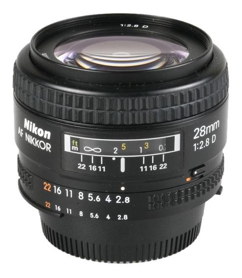 Objetiva Nikon Af 28mm F2.8d