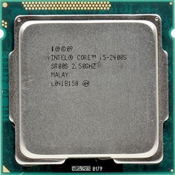 Processador Intel Core I5 2400s Lga 1155