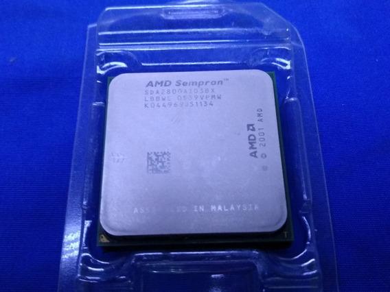 Processador Amd 1600 Sempron 64 2800+ Sda2800aio3bx