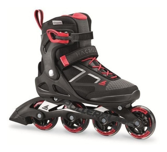 Roller Mujer Rollerblade Macroblade 80w