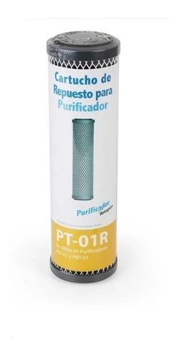 Imagen 1 de 6 de Cartucho Purificador Hydro Pure Original Rotoplas Pt-01r 2pz