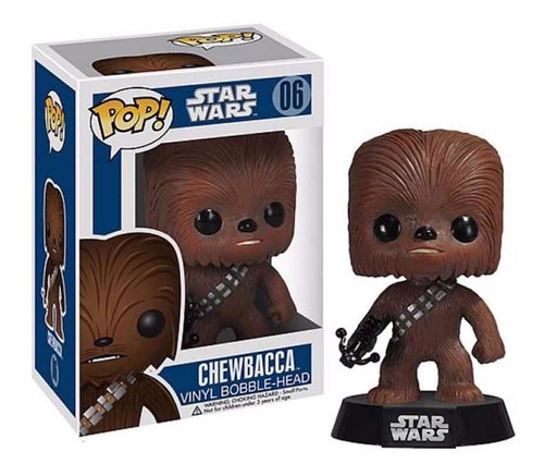 Funko Pop Chewbacca 06 Star Wars