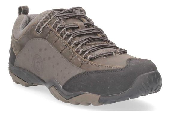 Zapato Outdoor Panama Jack Hombre Gris - T981