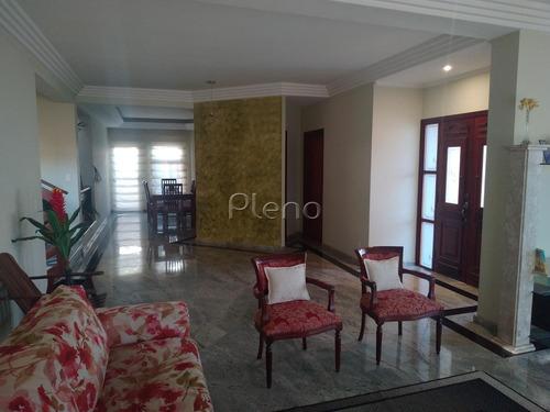Imagem 1 de 23 de Casa Para Aluguel Em Loteamento Alphaville Campinas - Ca029081