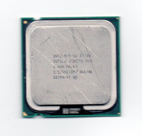 Processador Intel Core 2 Duo E7200 2.53ghz 3mb Cache Lga 775