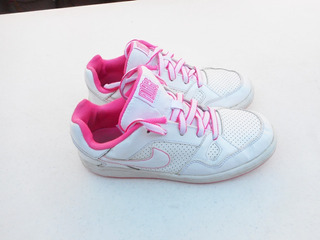 Tenis Nike Force Para Niña Talla 21